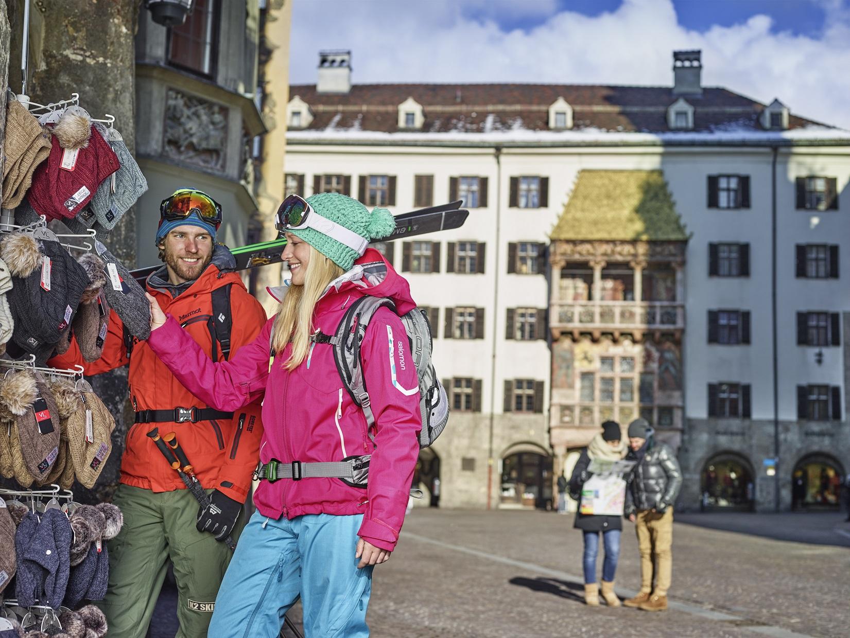 Méér dan alleen sneeuw (c) Innsbruck Tourismus