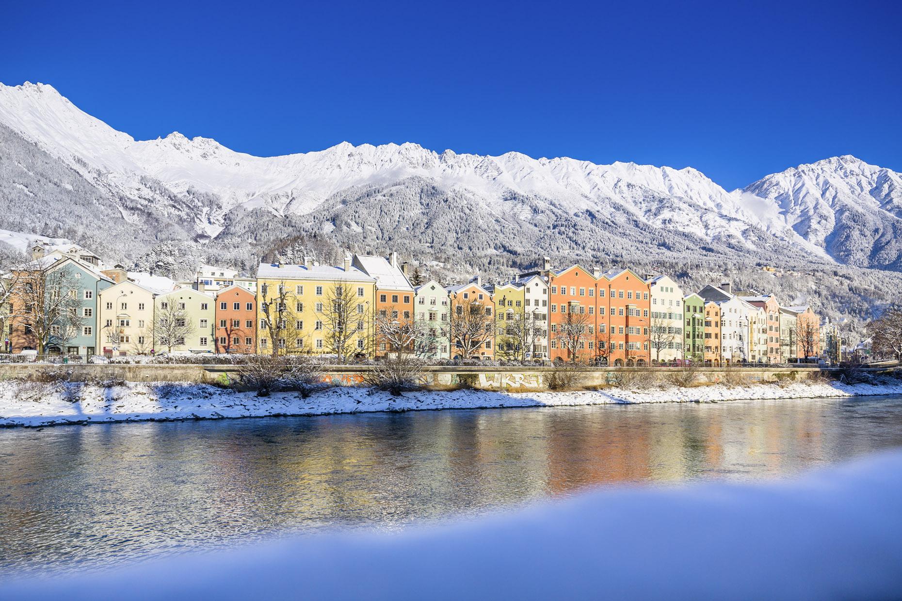 Prachtig Innsbruck (c) Innsbruck Tourismus