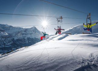 alternatieve winteractiviteiten in de Bern Regio in Zwitserland