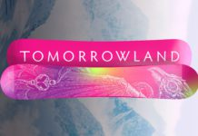 Tomorrowland onthult limited edition ski's en snowboards