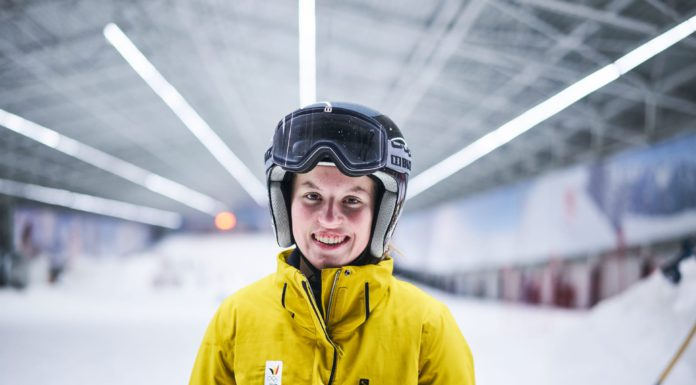 Noa Spoelders neemt deel aan de Youth Winter Olympic Games in Lausanne