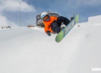 Win deze Nitro Team Pro snowboardbinding - foto Dylan Van Hoeij