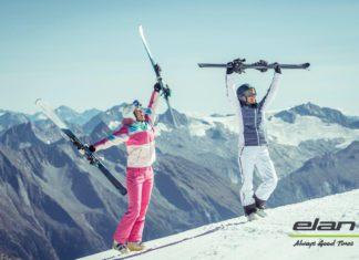 winnaar Elan ski