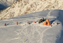 Freeride World Tour Kicking Horse Canada
