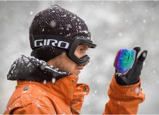 Win deze Giro Contact Goggle met Vivid lens + een extra lens erbovenop!