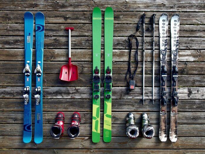 Wintersportmateriaal winterklaar maken