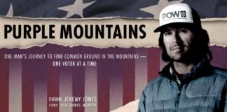 Purple Mountains - Jeremy Jones