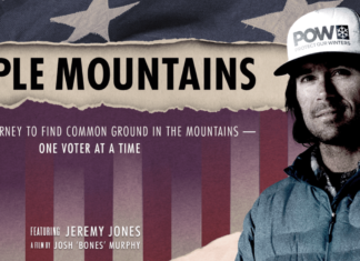 Purple Mountains - Jeremy Jones