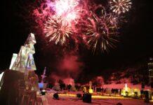 IJssculpturen in Valloire - Copyright Valloire.com