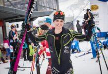 Maximilien Drion wint Vertical Race op Madonna di Campiglio ╕Maurizio Torri - Sportdimontagna